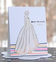 bridal shower best wishes 43 best haute wedding dress images on card ideas