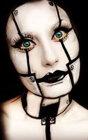 halloween airbrush makeup 123 best halloween make up images on pinterest costumes