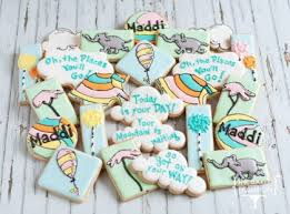 oh the places you ll go graduation party graduation cookies the baked equation