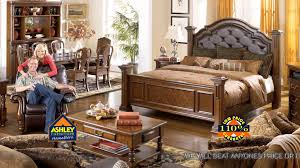 ashley furniture homestore price match guaranteed or its free
