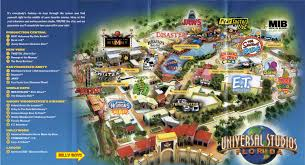 I Ride Orlando Map by Main Pages