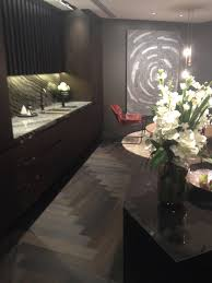 jewel apartments gold coast display kitchen in navlam sandblasted