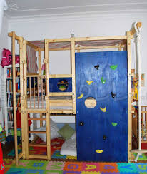 Bunk Bed With Play Area by Loft Bed Adjustable By Age Billi Bolli Kids U0027 Furniture