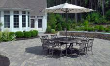 How Much Is A Stamped Concrete Patio by Stamped Concrete Vs Patio Pavers The Concrete Truth