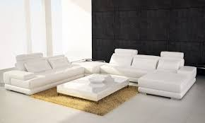 Modern Leather Sofa With Chaise Contemporary Modern Leather Sofa The Ideas For Take With