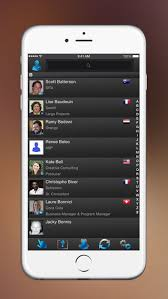 Business Card Capture App Business Card Scanner Contact Snapper On The App Store