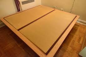 Tatami Mat Bed Frame Diy Floating Tatami Bed Album On Imgur