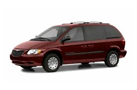 2003 chrysler voyager lx passenger van pricing and options