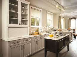Dark Espresso Kitchen Cabinets Espresso Kitchen Cabinets With Gray Walls Wood Floors Images Of