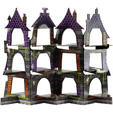 amazon com wilton 1512 4503 haunted house cupcake display