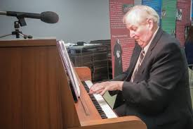 Blind Pianist A Concert Pianist Adapts To Blindness Iowa Public Radio