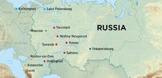 russia football map 2018 world cup russia soccer politics the politics of football