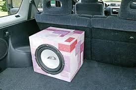 how to make a fiberglass subwoofer box 19 steps with pictures how to build a subwoofer box