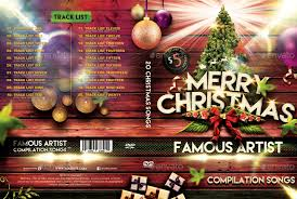 christmas list dvd christmas dvd cover templates by dkasparov graphicriver
