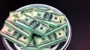 money cake designs million dollar cake
