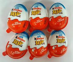 egg kinder 12 x boys kinder chocolate egg ferrero gift