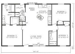 2 bedroom open floor plans fascinating house plans open contemporary best inspiration home