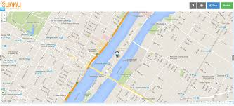 Google Maps Subway by Landing Page With Google Maps Blog Sunny Landing Pages