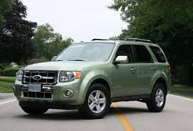 Ford Escape Custom - ford recalls 1 1 million escape explorer and mercury mariners