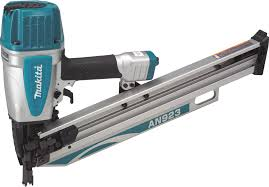 Battery Roofing Nailer by Makita Usa Product Details An923