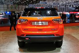 jeep compass shows off new styling direction in geneva it u0027s a big