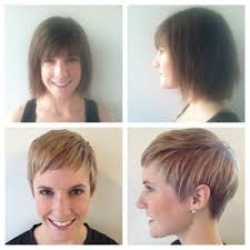 differnt styles to cut hair 49 best long to short images on pinterest short hairstyle hair