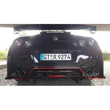 Valenti Lights R35 Gtr Led Tail Lamps Smoked