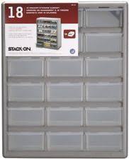 Hardware Storage Cabinet Stack On Workshop Drawer Storage Cabinet Bins Shelving Hardware