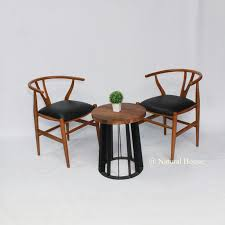 scandi chair natural house indonesia