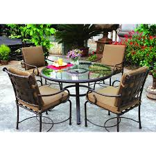 Home Depot Patio Dining Sets - white backyard patio furniture home depot 50 off patio