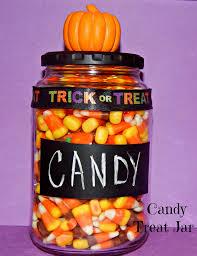 chalkboard candy treat jar this ole mom