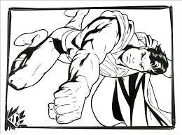 31 superman coloring art images superman art