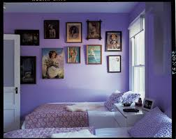 bedroom miraculous portrait attach at purple wall paint with cozy purple bedrooms for your bedroom decor ideas miraculous portrait attach at purple wall paint