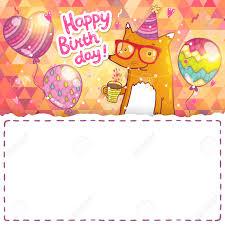 Birthday Cards Invitation Card Invitation Design Ideas Happy Birthday To You Green Blue And