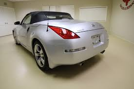 nissan 350z used cars 2007 nissan 350z grand touring roadster super clean low miles
