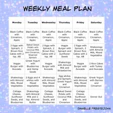 weekly meal plan gluten free vegetarian friendly 21 day fix