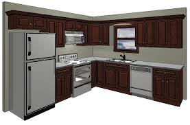 How To Plan A Kitchen Cabinet Layout 10x10 Kitchen Layout In The Standard 10 X 10 Kitchen Price