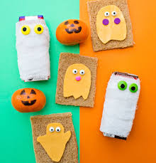 hello wonderful easy halloween lunch for kids ghost sandwiches