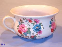 portmeirion chamber pot plant holder sold collectable china