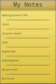 android notepad notepad plus free android app android freeware