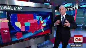 2016 Presidential Usa Election Prediction Electoral Map by When Red Meant Democratic And Blue Was Republican A Brief History