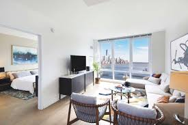 1 bedroom apartment in jersey city model units unveiled at ellipse jersey city s new waterfront high