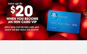 hsn credit card apply today u0026 earn exclusive offers hsn
