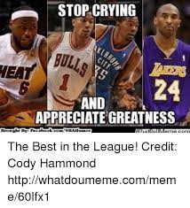 Ebook Meme - stop crying heat and appreciate greatness brought by fac ebook mnba