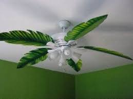 12 Best Palm Tree Ceiling Fan Images On Pinterest Palm Trees