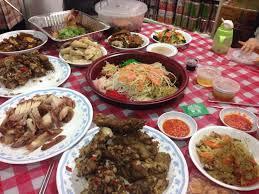 New Year S Eve Dinner Ideas Lunar New Year Eve 2015 Reunion Dinner Mummy Rei Lobang Queen