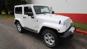 jeep rubicon white sport 2014 jeep wrangler sahara bright white el224789 seattle