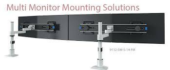 stand up desk multiple monitors adjustable dual monitor stand for desk dual monitor stand for stand