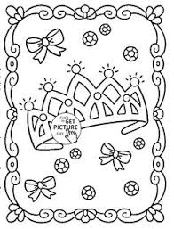 princess coloring page for kids disney for girls coloring