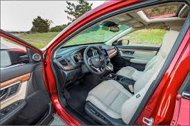 Honda Crv Interior Pictures 2017 Honda Cr V Interior Honda News